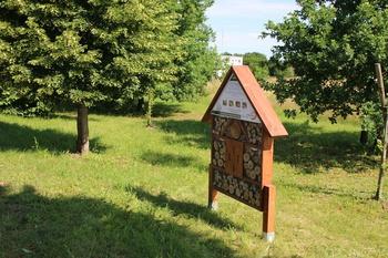 Galeria Domki - hotele dla pszczół