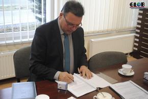 Galeria podpisanie umowy DW